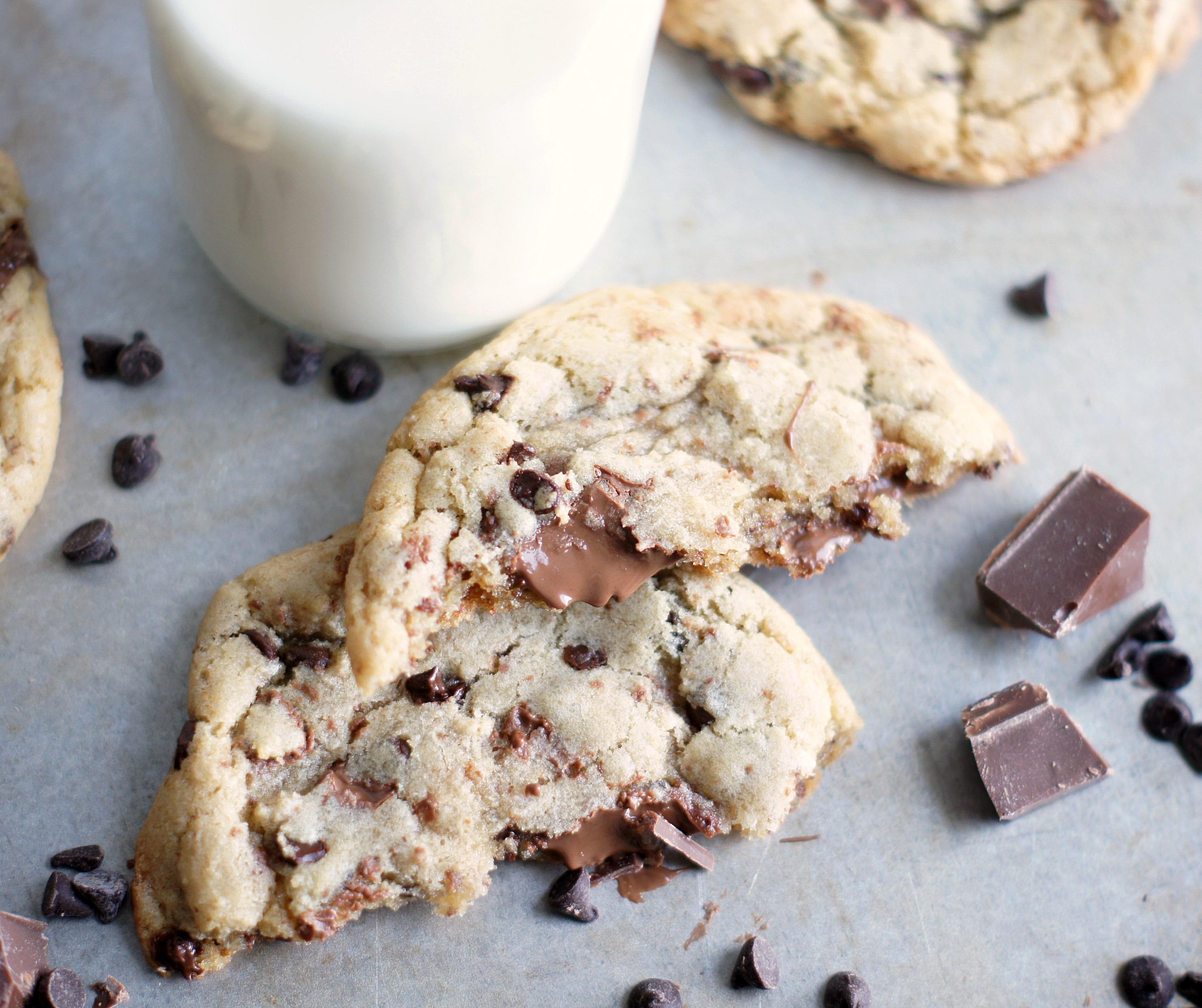 "World's Best Chocolate Chip Cookie"" - 5 Boys Baker"